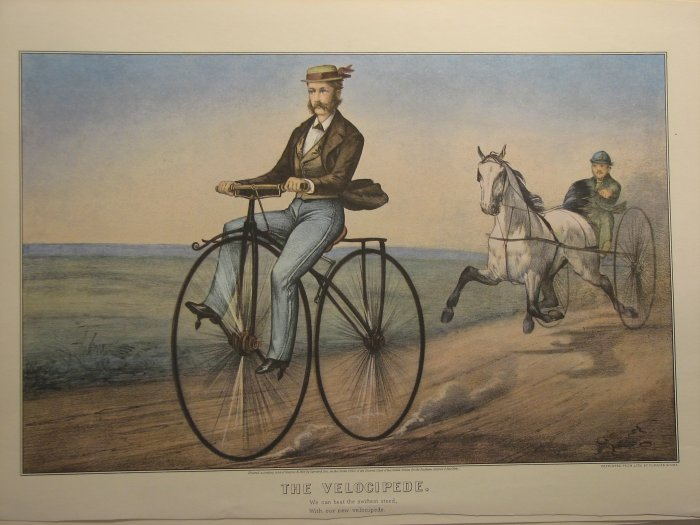 The Velocipede